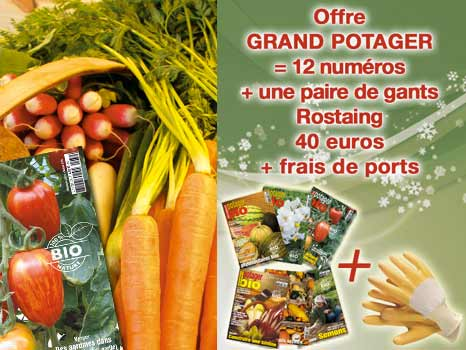 Offre Grand Potager